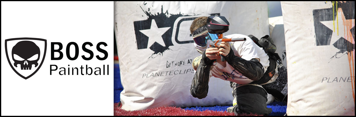 Boss Paintball Fields Offers Private Parties in Locust, NC