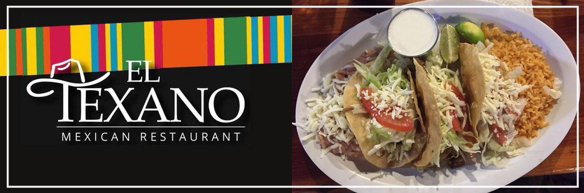 El Texano Is A Mexican Restaurant In El Paso Tx
