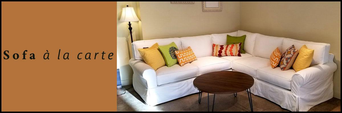 Sofa A La Carte Specializes in Custom Furniture in La Jolla, CA