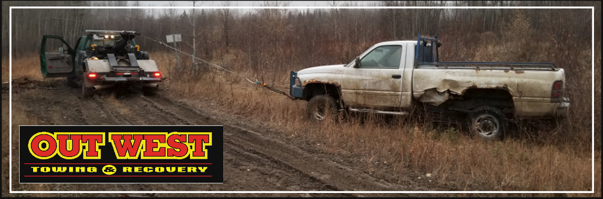 Out West Towing & Recovery offers Off-Road Recovery  in Drayton Valley, AB