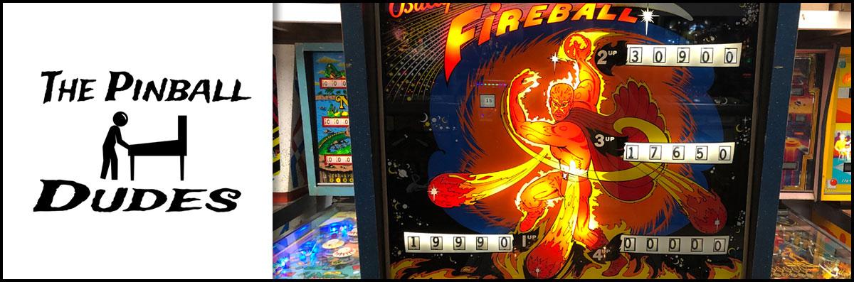 The Pinball Dudes Trades Pinball Machines in Jupiter, FL