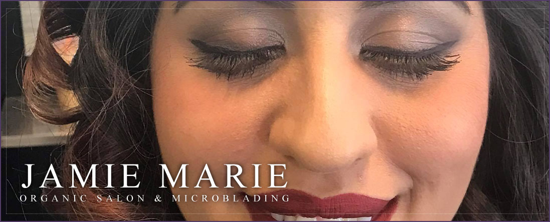 Jamie Marie Organic Salon & Microblading Offers Eyelash Extensions Services in Jacksonville, FL