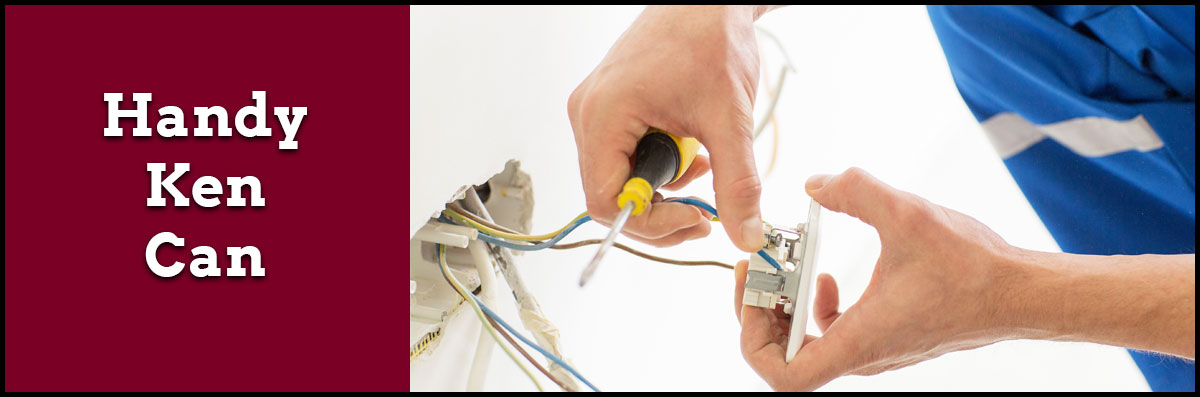 Handy Ken Can Offers Electrical Services in Menlo Park, CA