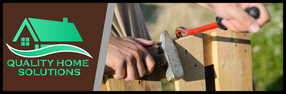 Quality Home Solutions Offers Fence Services in Haysville, KS