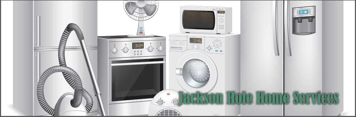 Jackson Hole Home Services Does Appliance Repair in Idaho Falls, ID