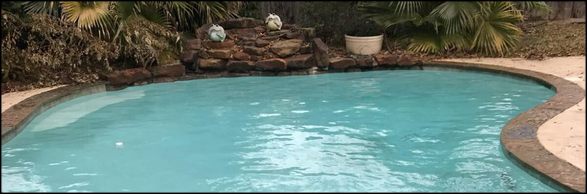 The Pool Master Does Pool Maintenance in Katy, TX