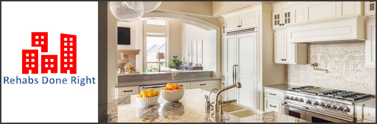 Rehabs Done Right, LLC Offers Kitchen Remodeling in Charlotte, NC
