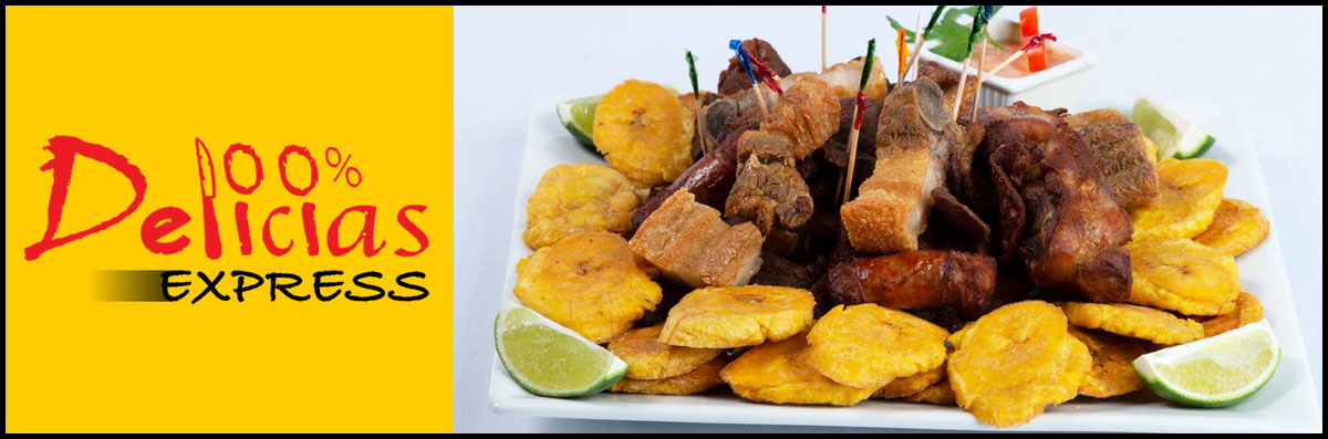 100% Delicias Express Serves International Cuisine in Jamaica Plain, MA