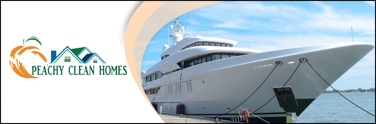 Interior Boat & Yacht Cleaning