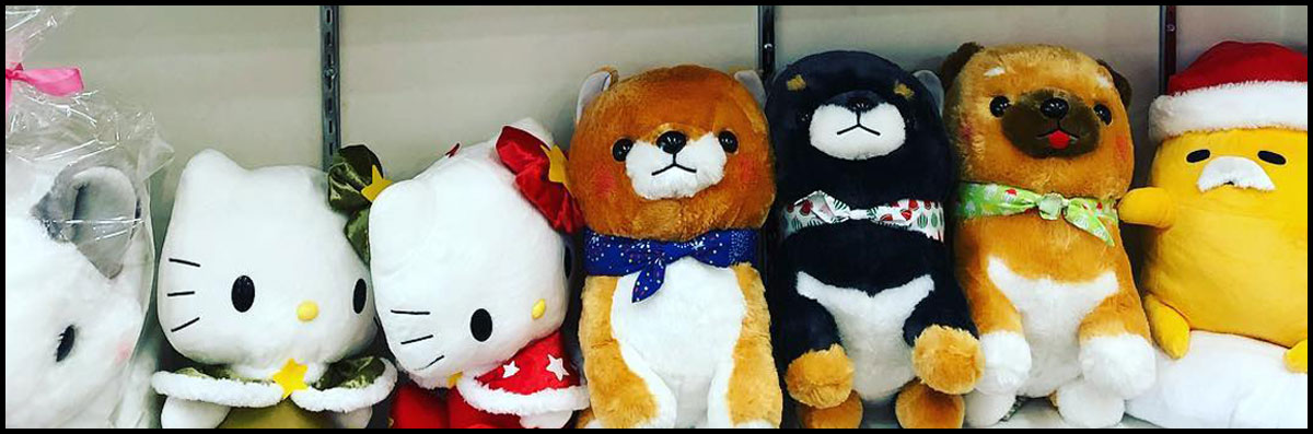 Plushies and Toys
