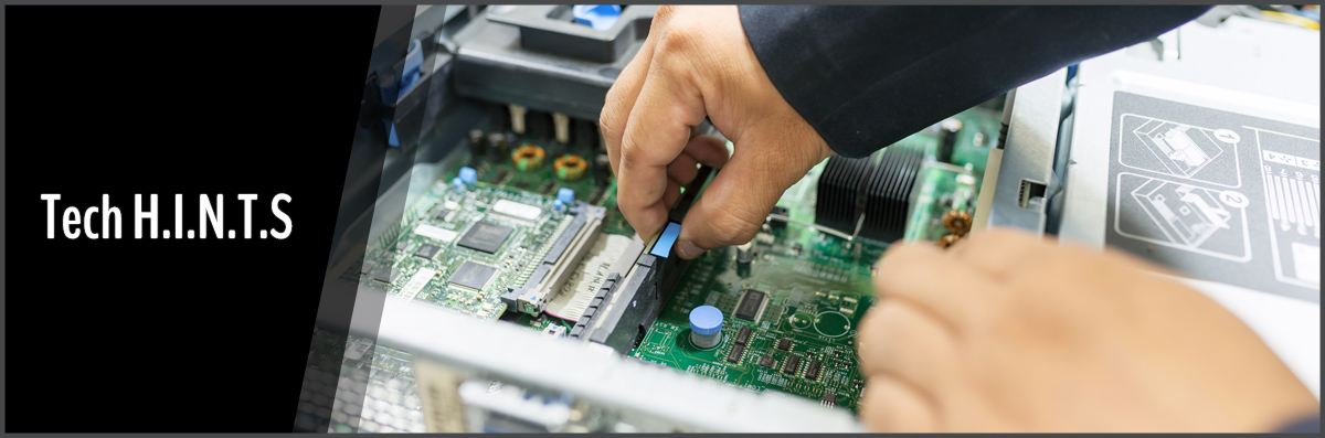 Tech H.I.N.T.S Offers Computer Repairs in Aurora, CO