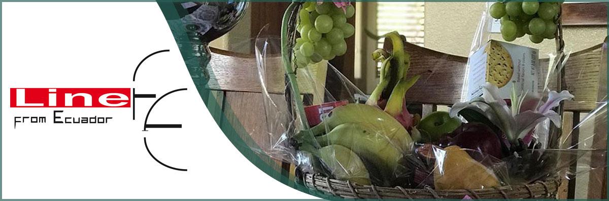 Line From Ecuador Flowers Offers Edible Arrangements in Santa Rosa, CA