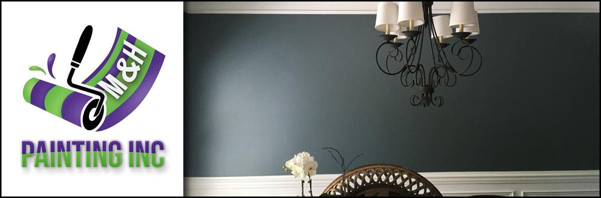 . M   H Painting Does Interior Painting in Charlotte  NC