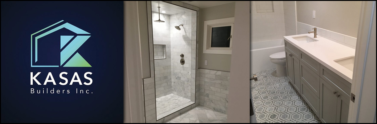 Kasas Builders Does Bathroom Remodeling in El Sobrante, CA