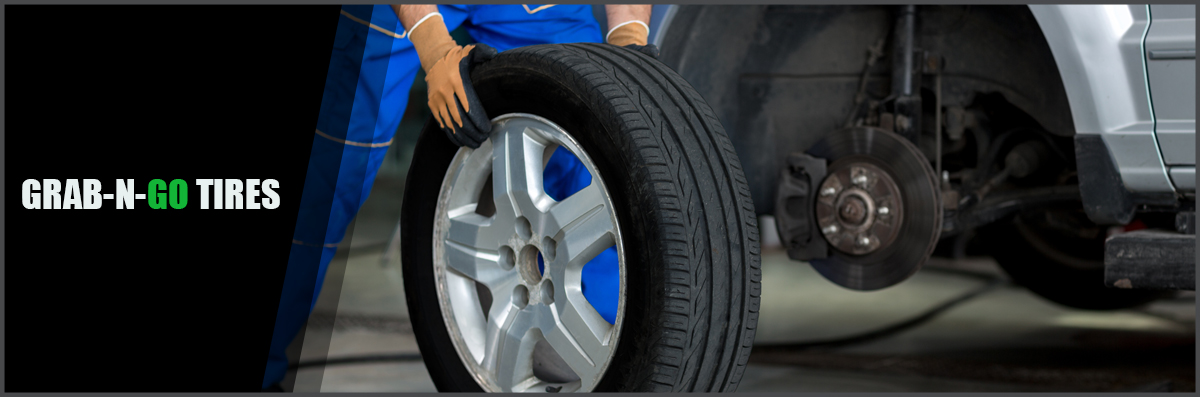 Grab & Go Tires Offers a Tire Changing Service in Pflugerville, TX