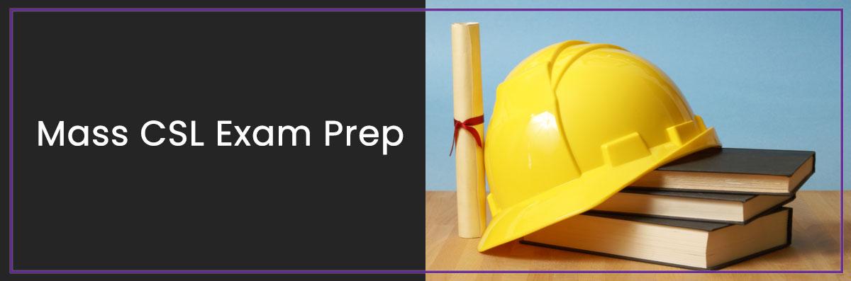 Mass CSL Exam Prep offers a CSL Exam Prep Course in Quincy, MA