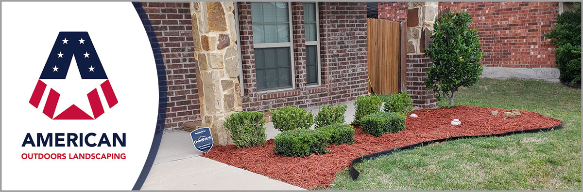 American Landscaping Offers Landscaping Design Services in Terrell, TX
