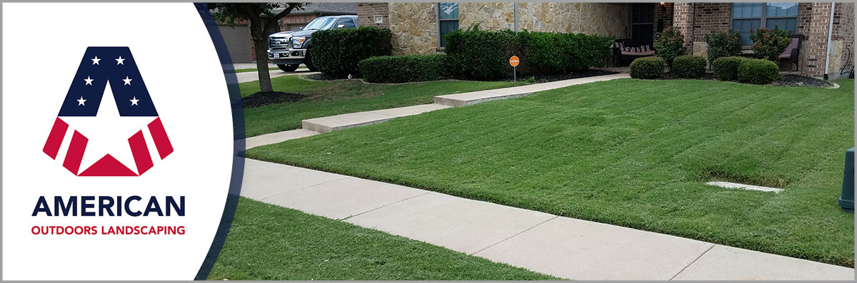 American Landscaping Offers Landscaping Services in Terrell, TX