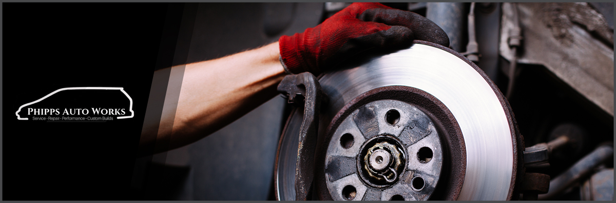 Phipps Auto Works Offers Brake Services in Gaithersburg, MD