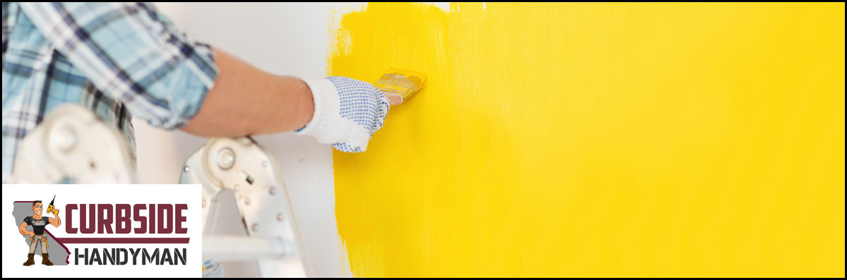 Curbside Handyman Does Home Painting in Long Beach, CA