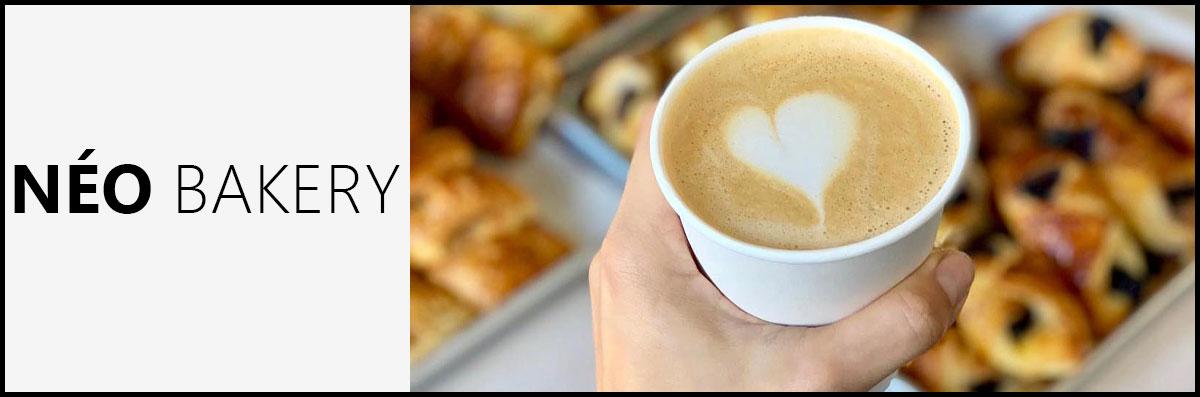 Néo Bakery Serves Coffee in Astoria, NY
