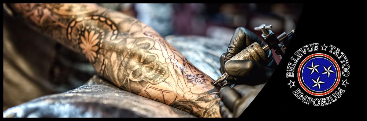 Bellevue Tattoo Emporium is a Tattoo Parlor in Nashville, TN