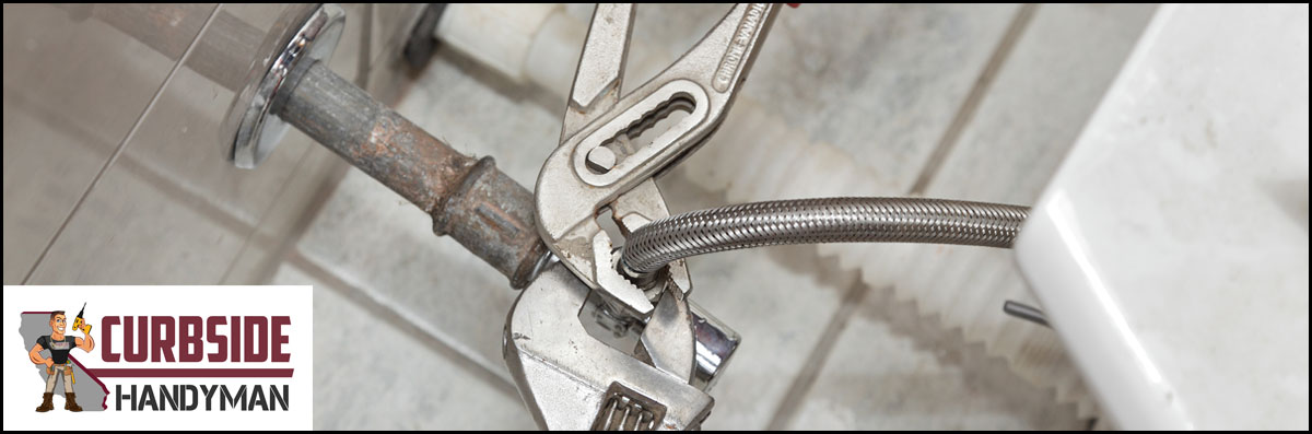 Curbside Handyman Offers Plumbing Services in Long Beach, CA