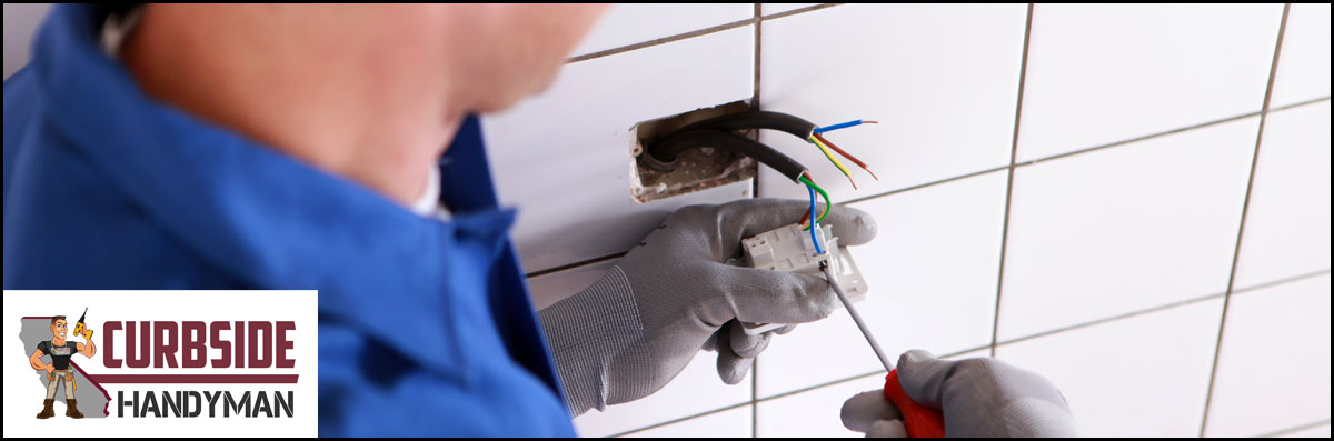 Curbside Handyman Offers Electrical Services in Long Beach, CA