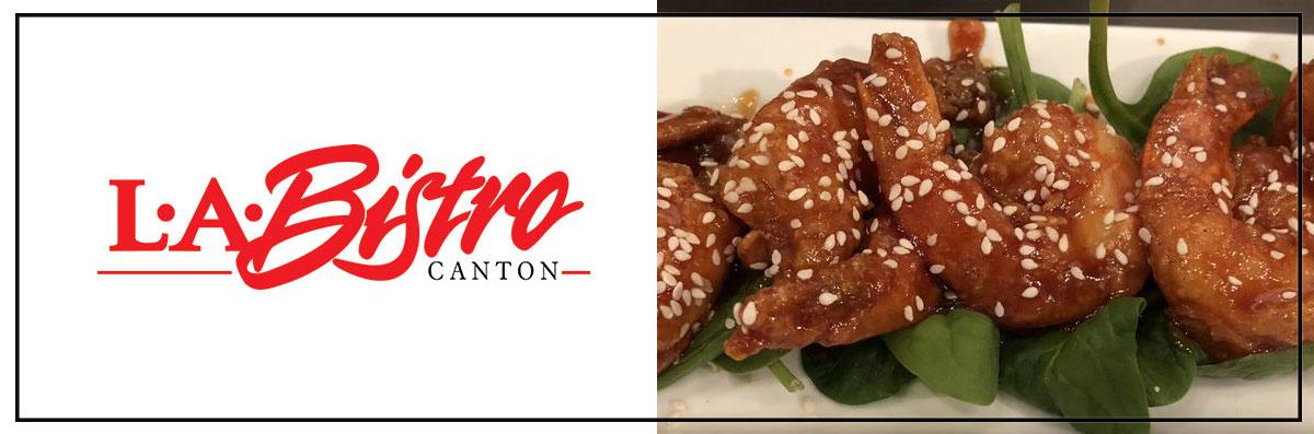 L A Bistro Canton Is A Restaurant In Canton Mi
