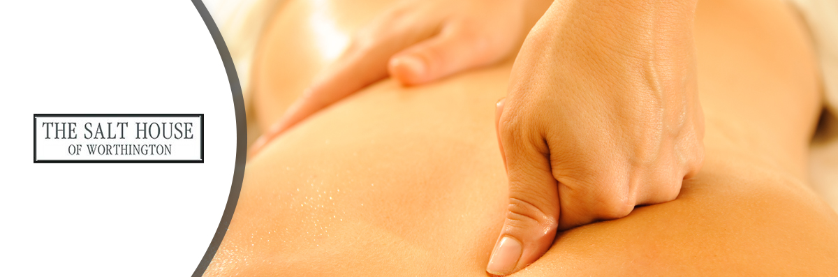 The Salt House of Worthington Offers Massage Therapy in Worthington, OH