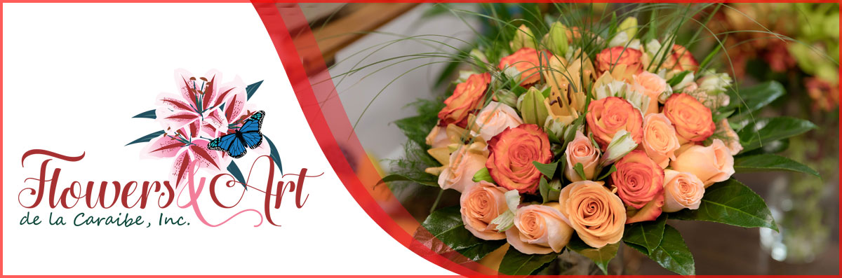 Flowers And Art De La Caraibe, Inc. Offers Flowers in Hollywood, FL