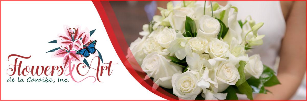 Flowers And Art De La Caraibe, Inc. Offers Wedding Flowers in Hollywood, FL