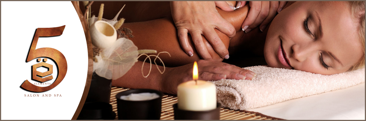 5 Elements Salon and Spa Offers Massages in Louisville, KY