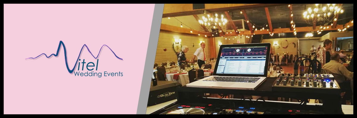 Vitel Wedding Events Offers DJ Services in Hamilton, ON