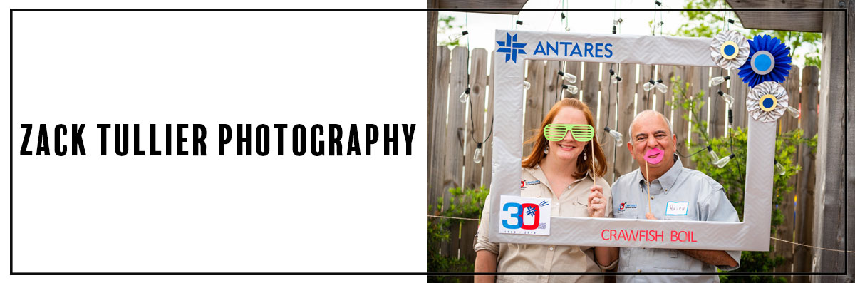 Zack Tullier Photography Offers Event Photography in Baton Rouge, LA