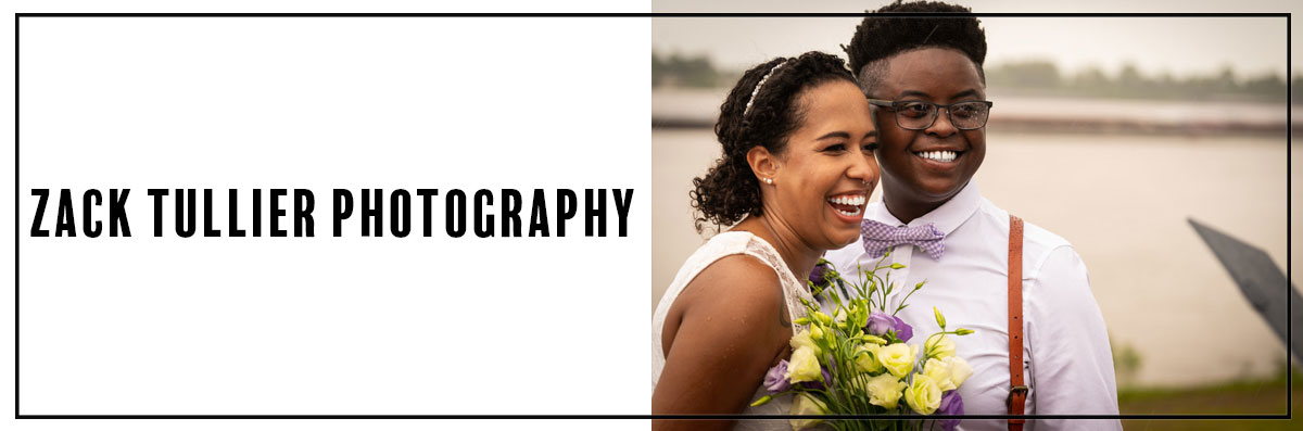 Zack Tullier Photography Offers Wedding Photography in Baton Rouge, LA