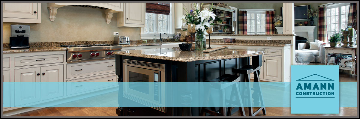 Amann Construction Does Kitchen Remodeling in Washington, PA