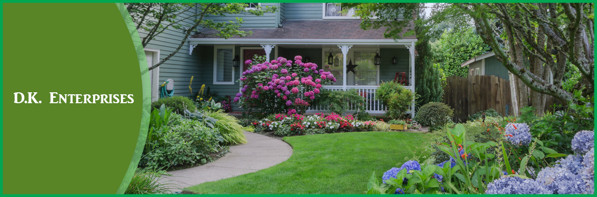 D.K. Enterprises Offers Landscaping in Gorham, ME