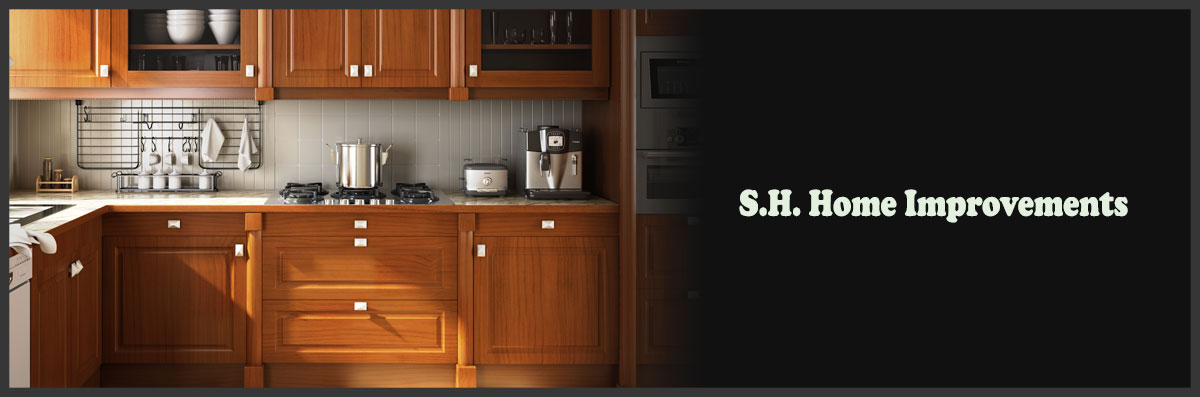 S.H. Home Improvements Does Home Remodeling in Daytona Beach, FL