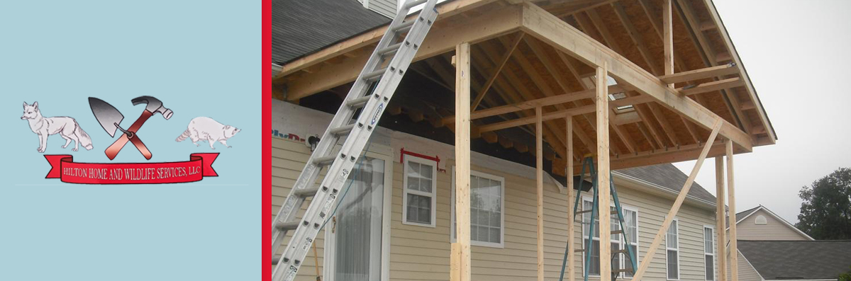 Hilton Home And Wildlife Services does Home Additions in King George, VA