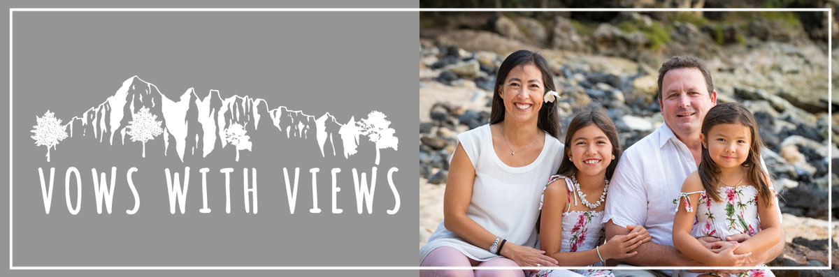 Vows With Views Offers Family Photography Services in Lihue, HI