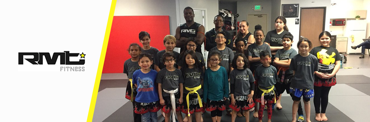 Rad Muay Thai Fitness has Youth Muay Thai Classes in Aurora, CO
