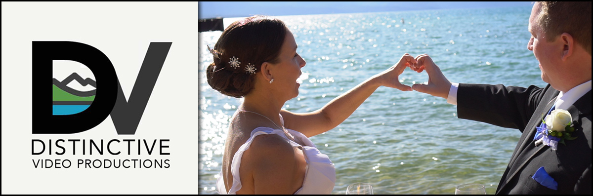 Distinctive Video Productions Offers Wedding Video Services in Reno, NV
