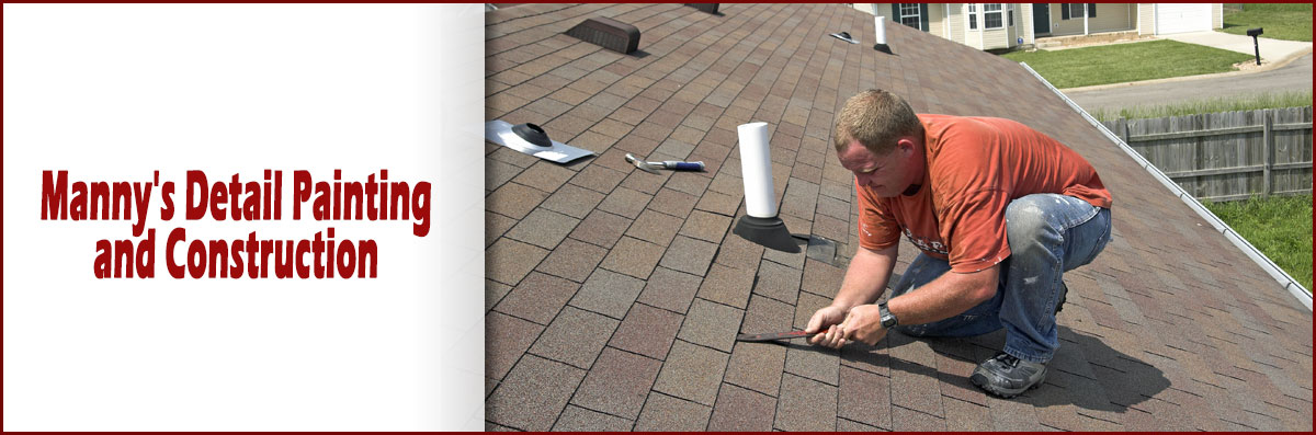 Manny's Detail Painting and Construction Does Roofing in Los Angeles, CA