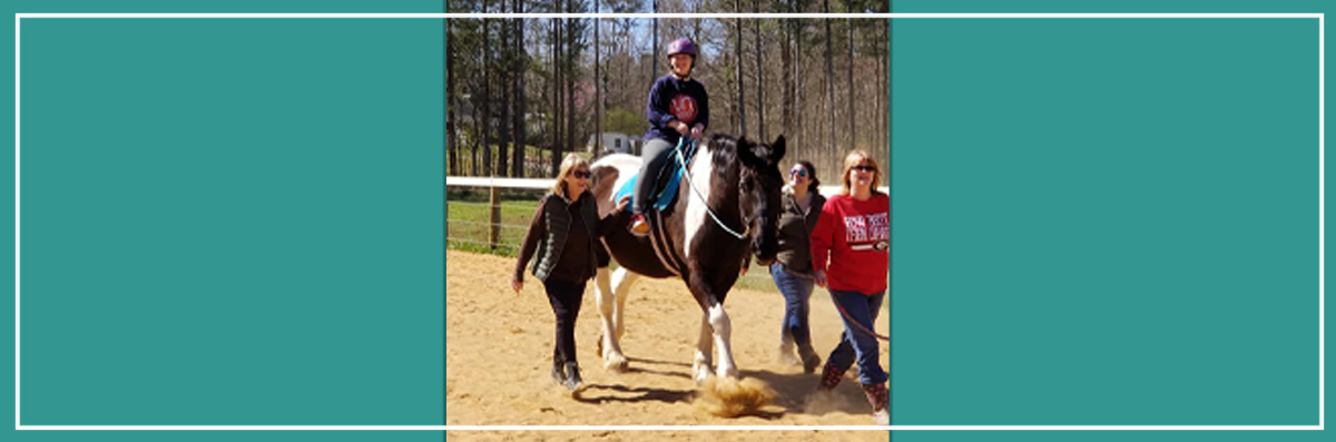 Hand, Hoof and Heart Offers a Therapeutic Riding Program in Kennesaw, GA