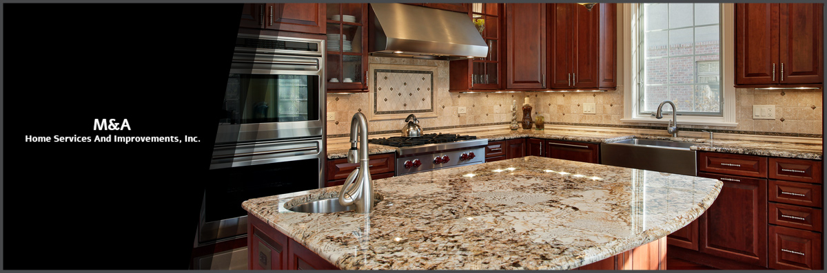 M&A Home Services And Improvements, Inc. Does Kitchen ...