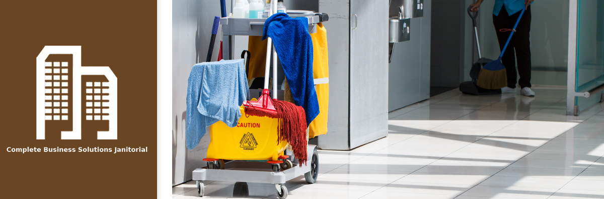 Complete Business Solutions Janitorial offers Commercial Janitorial Services in Riverside, CA