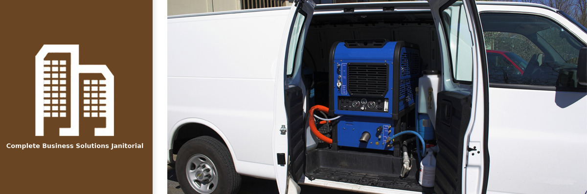 Complete Business Solutions Janitorial does Emergency Water Extraction in Riverside, CA