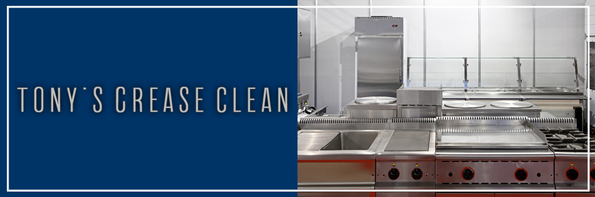 Tony's Grease Clean Offers Restaurant Cleaning Services in Houston, TX