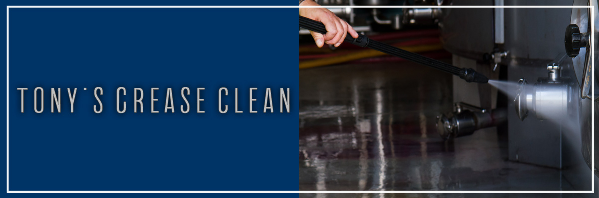Tony's Grease Clean Offers Pressure Washing Services in Houston, TX